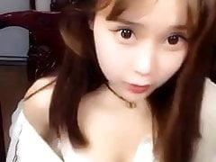 Chinesisches Mädchen Masturbation