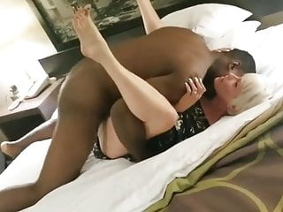 Interracial Big Cock Milf video: juicy-belle # Jeremy & Aimy