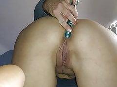 Masturbação anal
