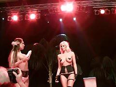 Klagenfurt 2011 - Emi Escada & Emeche Monus - Live Show III