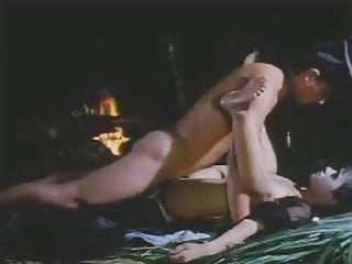 Asian Vintage Softcore video: A Taoist priest fucking a Female zombie