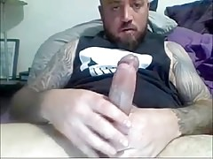 Lusty Str8 Daddy ejaculate Explodes with Dirty Talking 63   Porn-Update.com