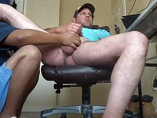 Nelia filipina wife massaging my balls