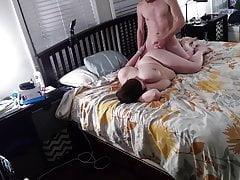 BBW moglie enorme tit scopata 3