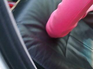 Big Ass Mature Skinny video: mom in doggistile in my car