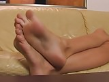 Brunette Girl Feet 5