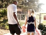 Petite Teen Cheerleader Alyssa Branch Fucks BBC