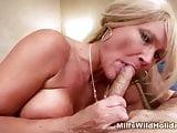 Cock Sucking Milf Roxy Fucked