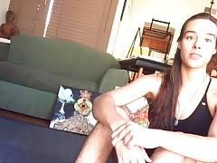 Sen: chlupaté nohy 27