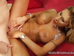 Milf Morgan Loves It Rough