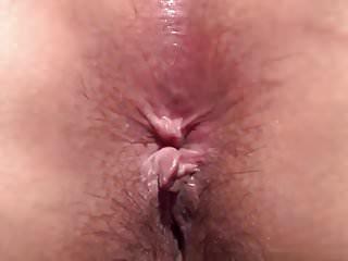 日本女孩秀肛門