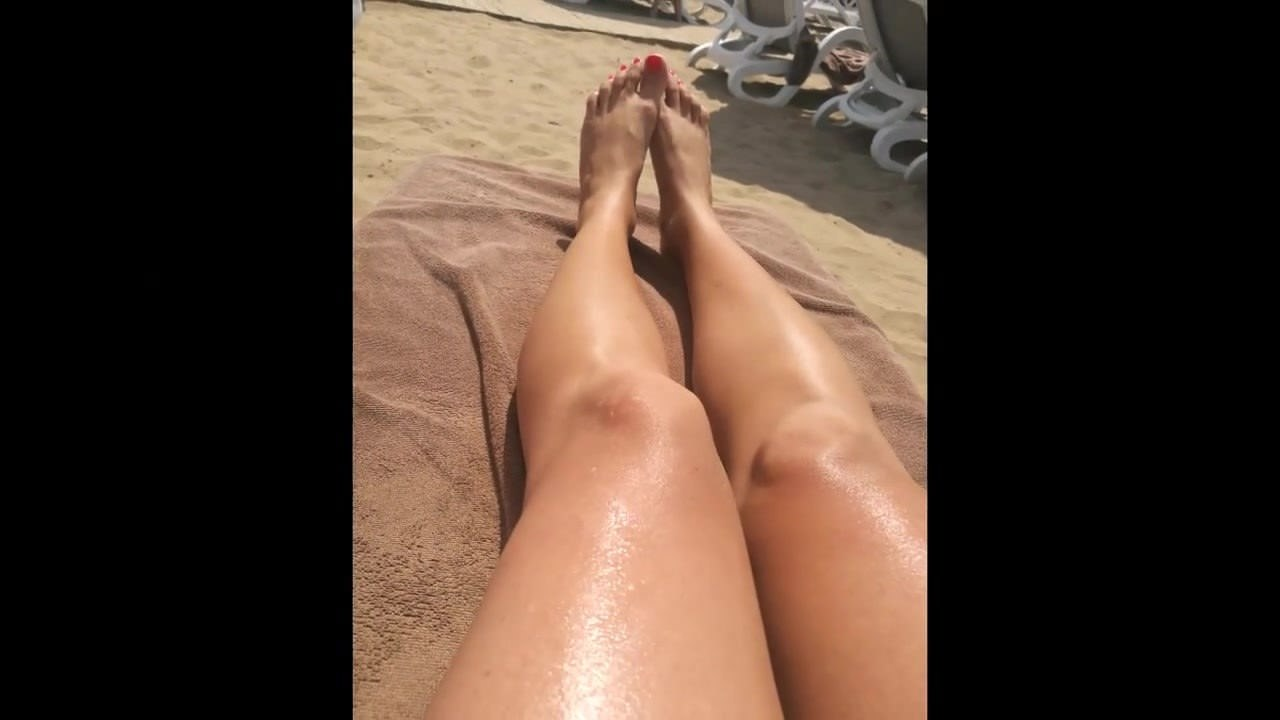 Beach,Foot Fetish,HD Videos,Outdoor,Slovakian,Wife