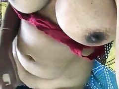 Sri Lankan Tante Striping