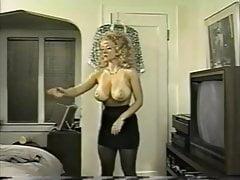 Vintage ein kurzer Strip von Danni Ashe