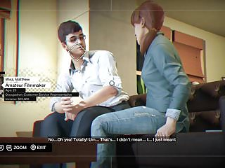 Hentai Hd Videos video: Watch Dogs - Relationship Hurts