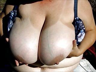 Bbw Tits Milf video: cutegirl hugeboobs 4-5-19