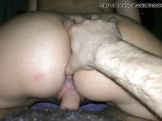 Cowgirl Bulgarian video: Reverse cowgirl by us