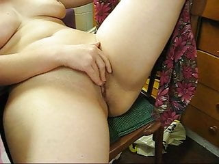 Massage Fingering movie: rubbing my pussy