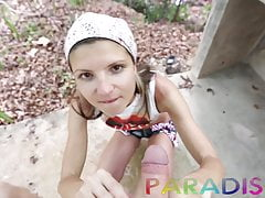Paradise Gfs - Fuck sexy Russian model in Paradise - Day 4