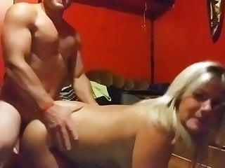 Big Tits Milf Wife video: Amateur couple