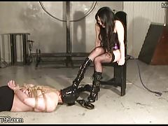 Japanese Bondage Slave Training