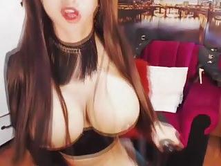 Masturbation Shemale Big Tits Shemale porno: Huge Tits Tranny Plays Her Big Cock