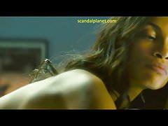 Rosario Dawson Scena di nudo in Trance ScandalPlanet.Com