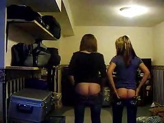 Public Nudity Funny Flashing video: Double Mooning