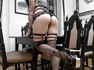 Anal,German,Gothic,Tattoos,Dildo,Hd Videos,Alissa Noir