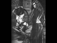 Dubigeon dzieli się swoim realistycznym stylem niesamowitego porno BDSM