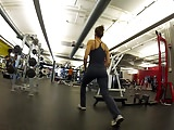 jacking in my pants at the gym 9