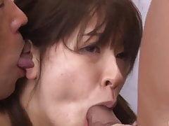 Buruma Aoi bekommt eine Menge Schwanz in - Mehr auf 69avs.com