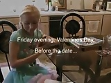 Oldyoung Mom Dad video: Daughters did it in Bible (Valentine's Day)