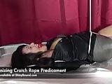 Gigi Lynn Crotch Rope Predicament