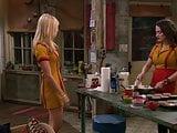 Beth Behrs, Kat Dennings - 2 Broke Girls S01 E05 & E08