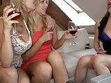 Katerina Hartlova, Nikky Dream and Brandy are having fun