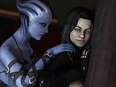Liara und Miranda