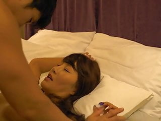 Korean Fingering Softcore video: hot korean chick shared by two dudes