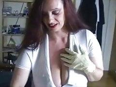 Freche Krankenschwestern
