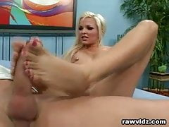 Jenna Lovely Foot Fetish Baise