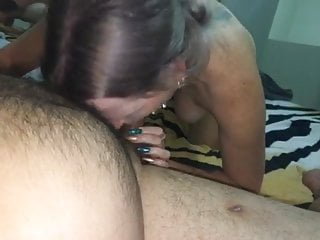 Australian Doggy Style video: Cum in her ass