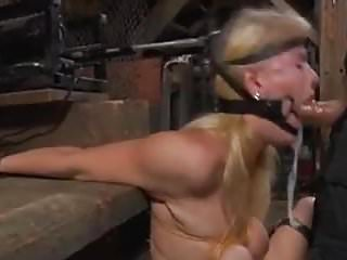 Blowjobs,Blondes,Bondage,Blowjob Machine