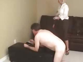 Femdom Mistress video: prostaat melken