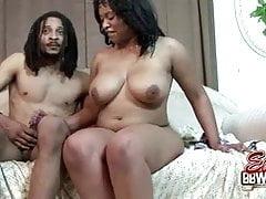 Cum Sprayed Pussy BBW Kandi Kream