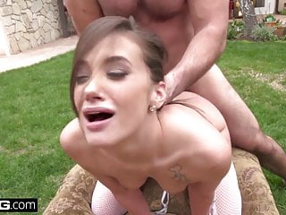 BANG Gonzo - Gia Paige intense RAW afternoon fuck session
