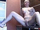 Katya gets wild in the kitchen