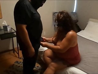 Fingering Blowjob Milf video: Cheating Whore meets guy from Doublelist