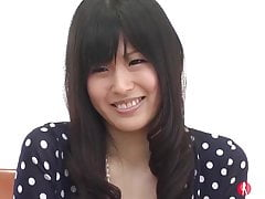 Roztomilý nevinný japonský Teen orgasmus křeče