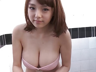 Ai Shinozaki - Big Jiggling Boobs