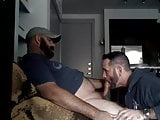 Hairy Big Daddy Bear Suck Dick